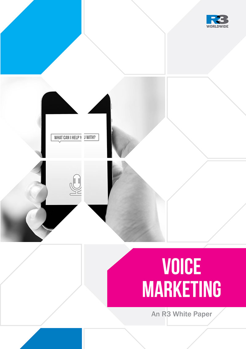 Voice Marketing, White Paper