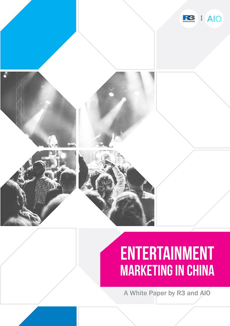 Entertainment Marketing, R3