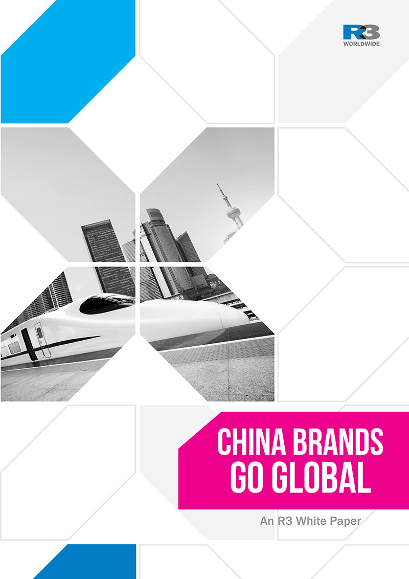 China Brands Go Global