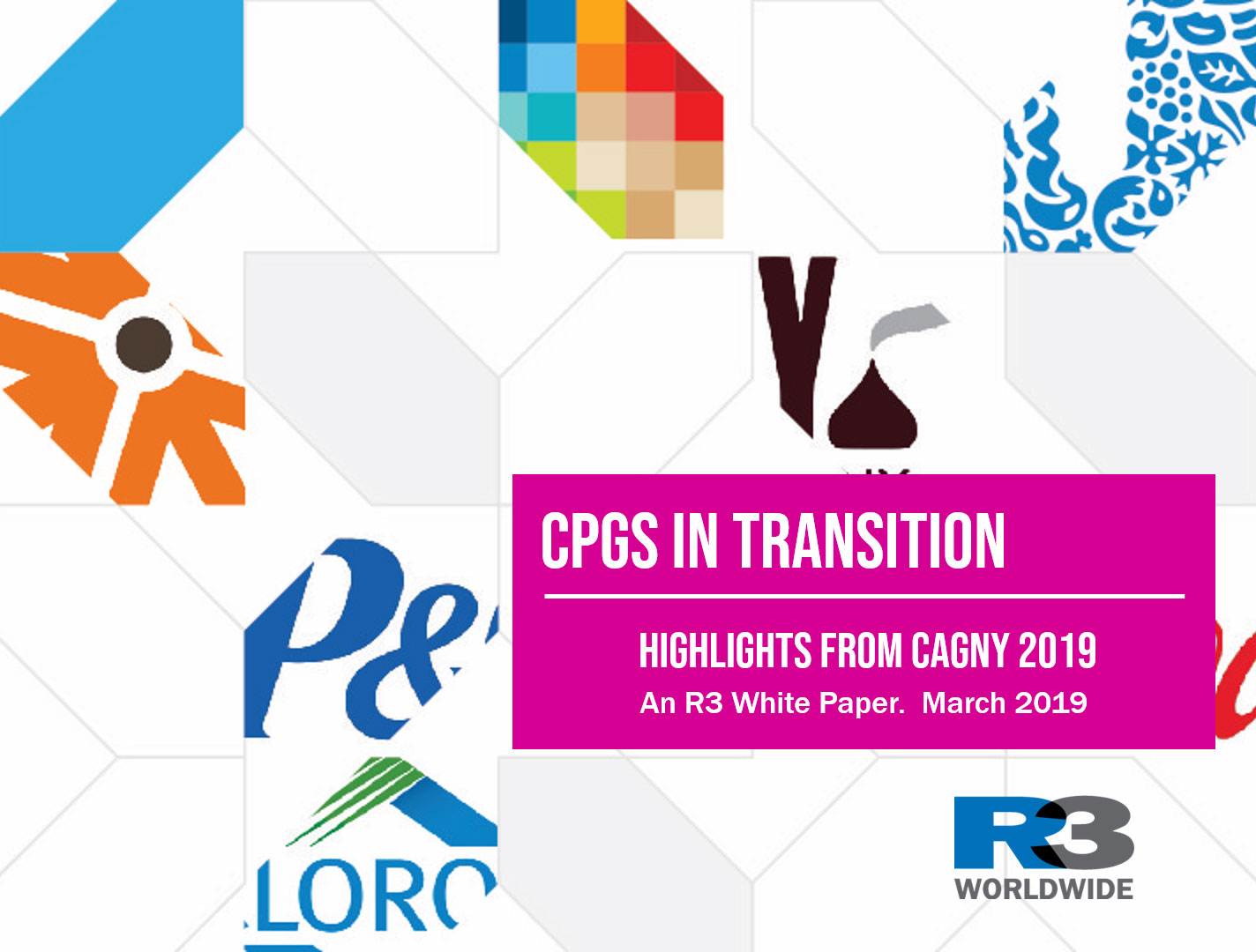 CPGs in Transition