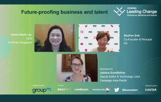Future-Proofing Business & Talent
